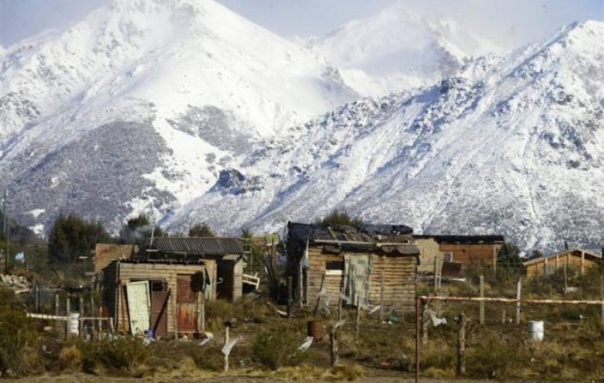 Pobreza infantil. Río Negro, los peores índices de la Patagonia