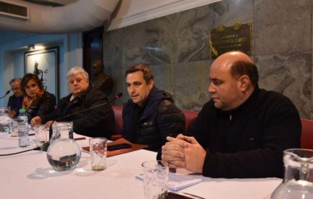 Pacto fiscal Córdoba: Schiaretti apura una ley, y Mestre pide discutir más la propuesta