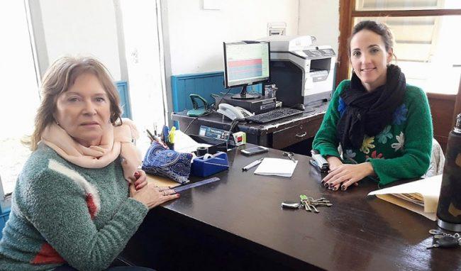 En la zona de General Deheza , los vecinos sacan créditos para pagar impuestos y servicios