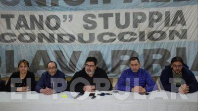 """José Stuppia confirmó que """"las negociaciones fueron a La Plata porque el Ejecutivo de Olavarría lo solicitó"""""""