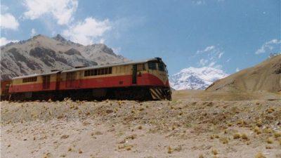 Proponen que vuelva el tren de pasajeros para unir a los departamentos de Mendoza