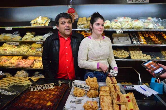 """El pan de ayer, un """"tesoro"""" para cada vez más personas en Villa María"""