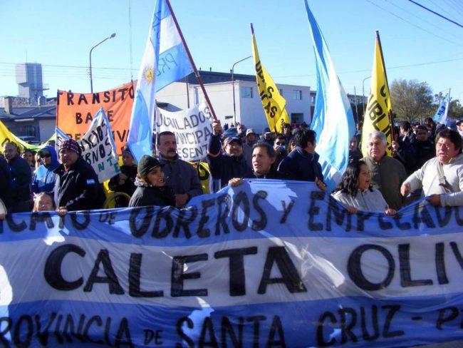 """Caleta Olivia: """"El municipio no está en condiciones de dar ningún aumento"""""""
