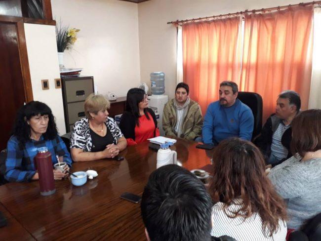 El intendente de Río Turbio confirmó el ingreso de hijos de municipales jubilados