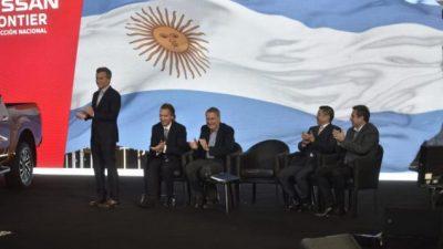 Macri invoca a la oposición para militarizar el país