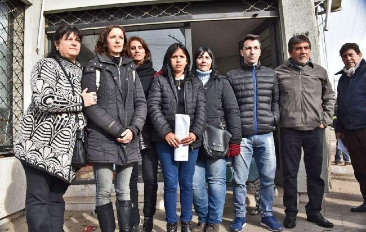 Crece el conflicto por los municipales despedidos en Beltrán