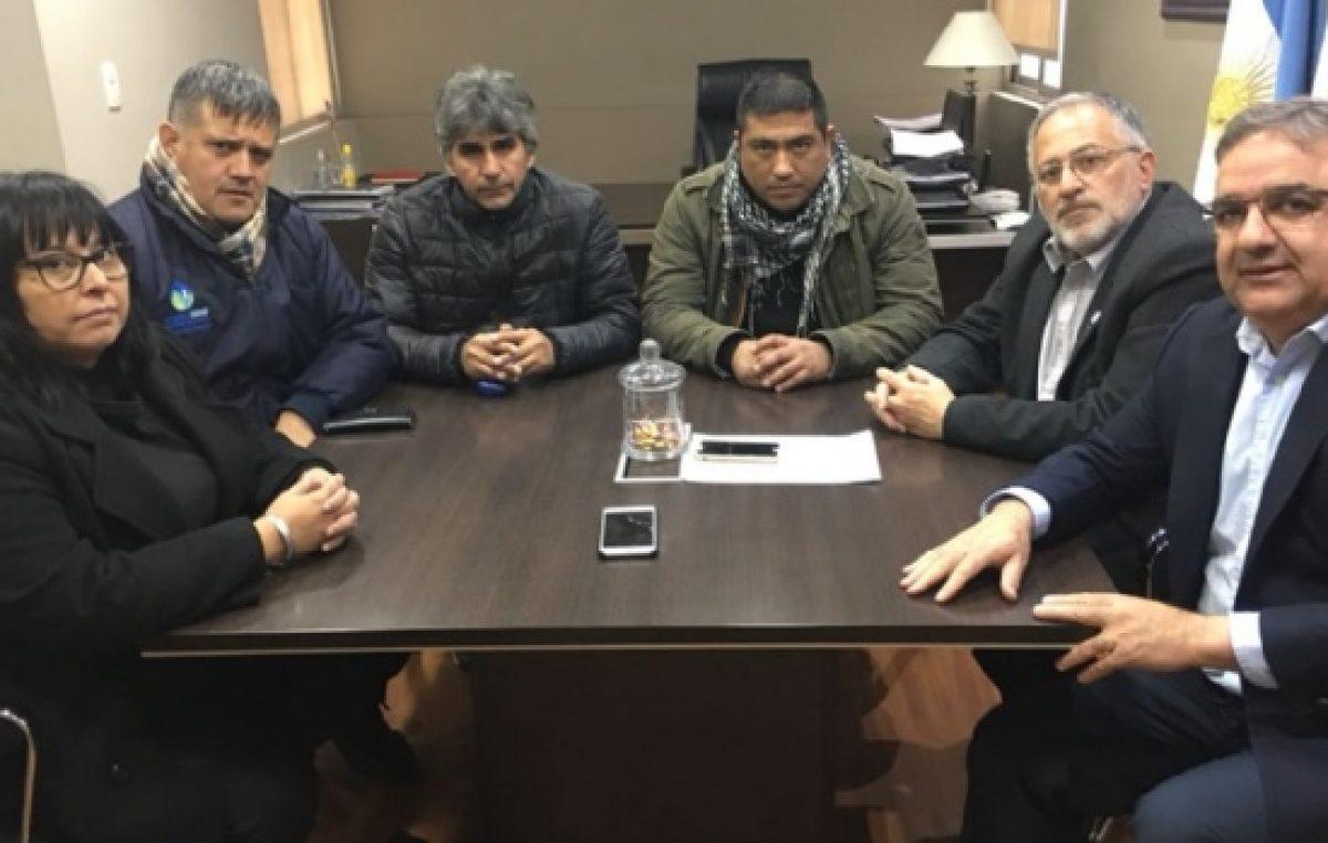 Soem Catamarca: Firmaron un acta compromiso sobre la Ley Antiplus