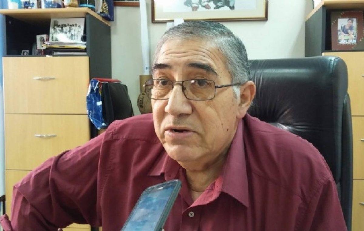 """Catamarca: """"Es bien justo el reclamo de los municipales"""""""