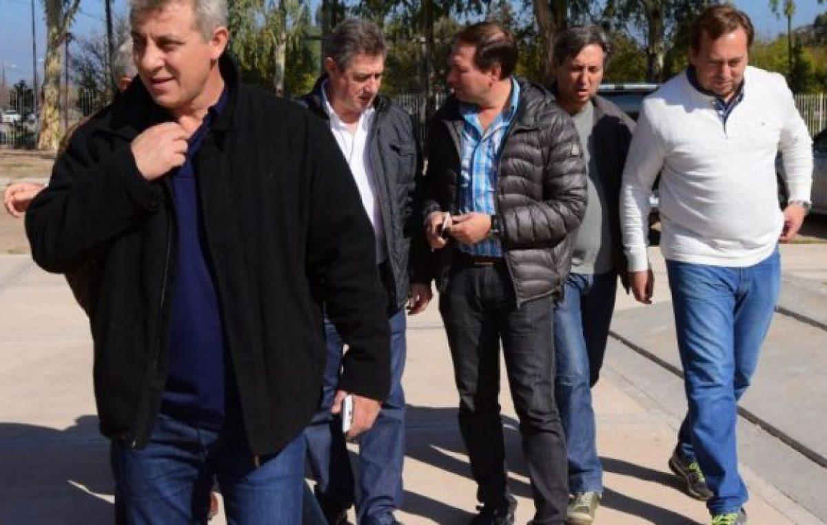 Intendentes del PJ dicen que no hay diálogo con el gobernador de Mendoza