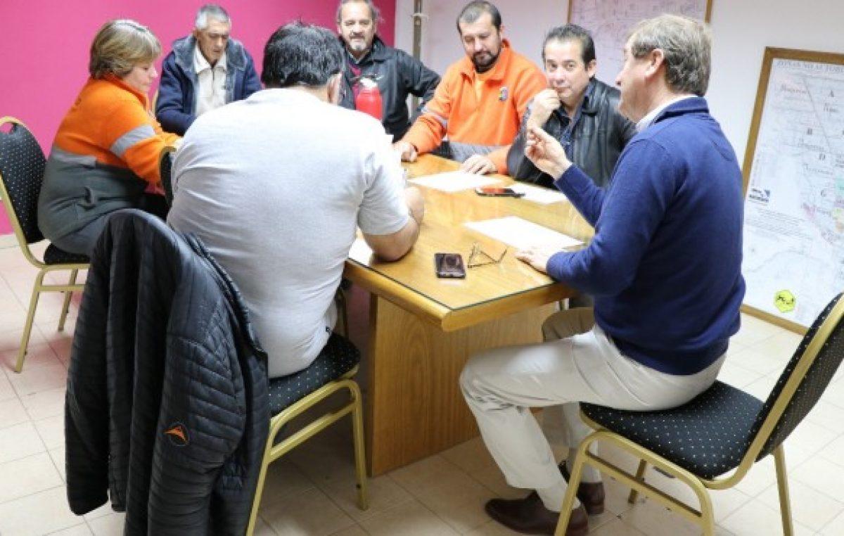 Cipolletti marca el ritmo del reajuste salarial municipal