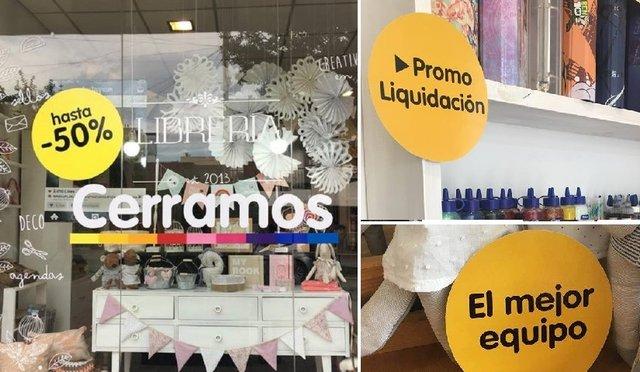 Relevan comercios rosarinos que cerraron sus puertas por los tarifazos y el ajuste