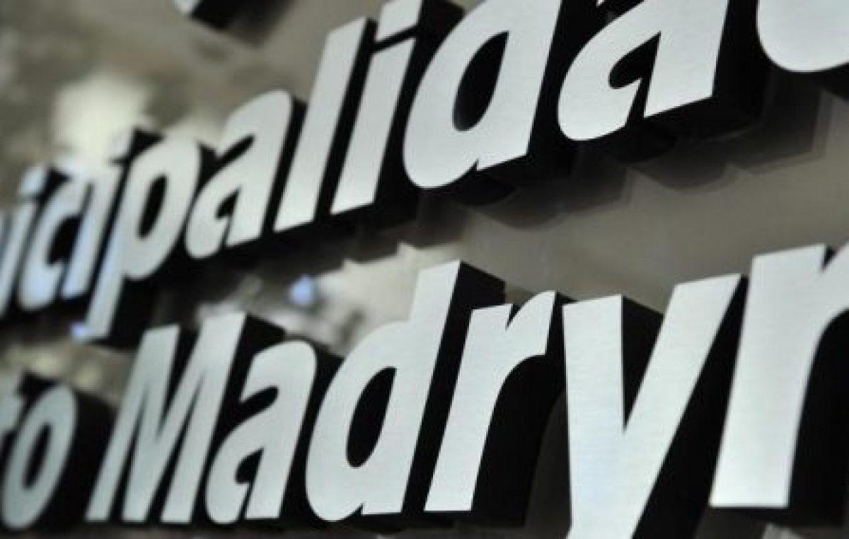 El Municipio de Madryn pidió una ampliación presupuestaria de 269 millones de pesos