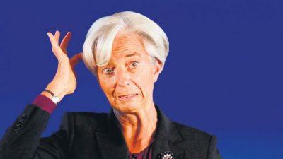 """""""Fuera del Gobierno, no hay quien apoye el acuerdo con el FMI"""""""