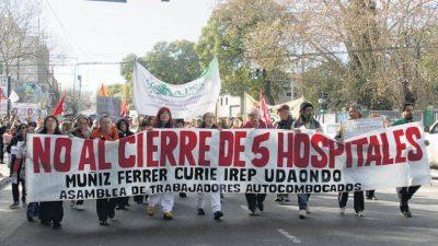 """Buenos Aires: """"Cinco por uno, no va a cerrar ninguno"""""""