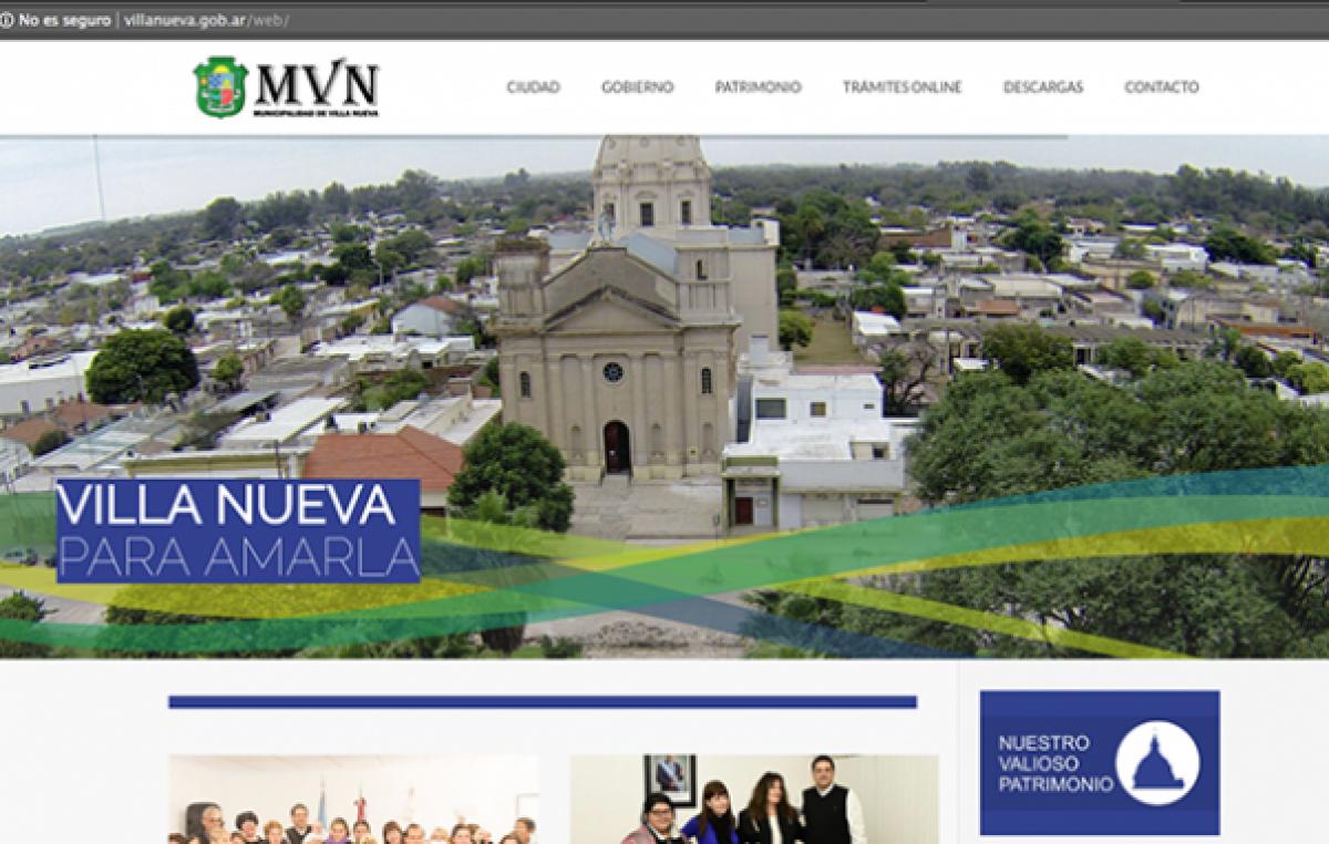 """La oposición pide más transparencia mediante un """"Gobierno Abierto"""" en Villa Nueva"""