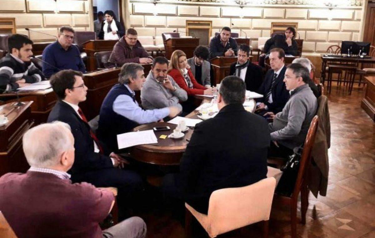 El Senado santafesino desestimó reformas al Estatuto del Personal Municipal