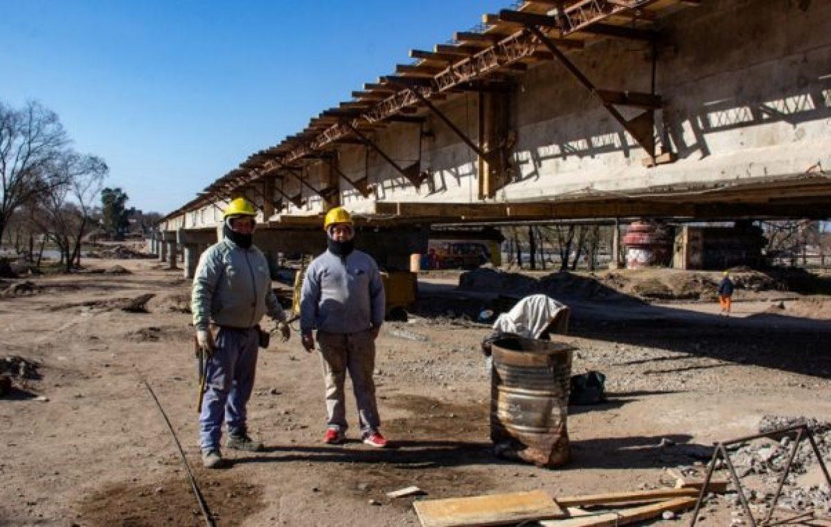 La Provincia de Córdoba dice que la obra no se frena pero reclama $ 4.200 millones