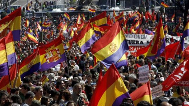 La monarquía española ya está en discusión