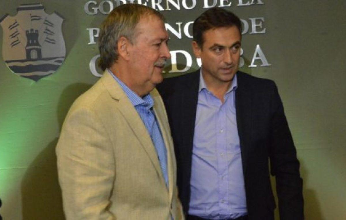 La oferta de Schiaretti a los intendentes cordobeses: fondos si levantan los juicios