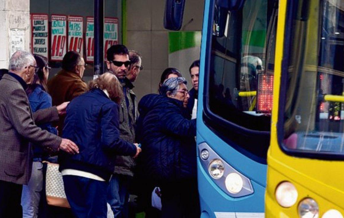 El PJ propone estatizar el sistema de transporte rosarino