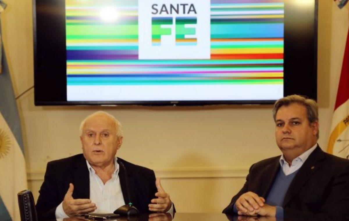El Gobernador de Santa Fe les puso techo salarial a los funcionarios políticos