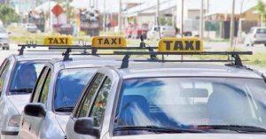 La recaudación de los taxis en Trelew cayó un 40 % y afecta a 600 familias