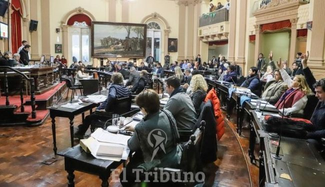 Media sanción de Diputados para la emergencia comercial en toda la provincia de Salta
