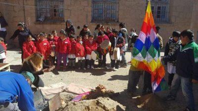 Agosto, mes de la Pachamama en los pueblos andinos