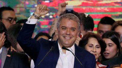Colombia: hoy asume la presidencia el derechista Iván Duque