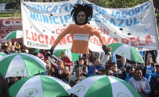 Municipales de Bahía: no descartan más medidas de fuerza para la próxima semana