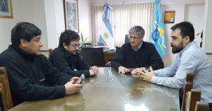 Ejecutivo municipal de Esquel y Soeme se reunieron para avanzar en la negociación salarial