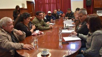 Municipales de Jujuy quieren su convenio colectivo de trabajo