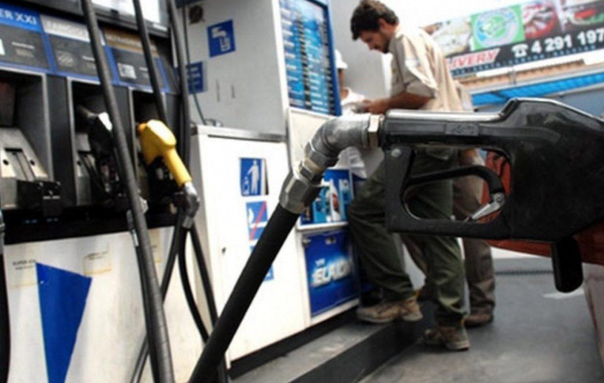 Sin control: calculan que el precio de la nafta va a llegar a 40 pesos antes de fin de año