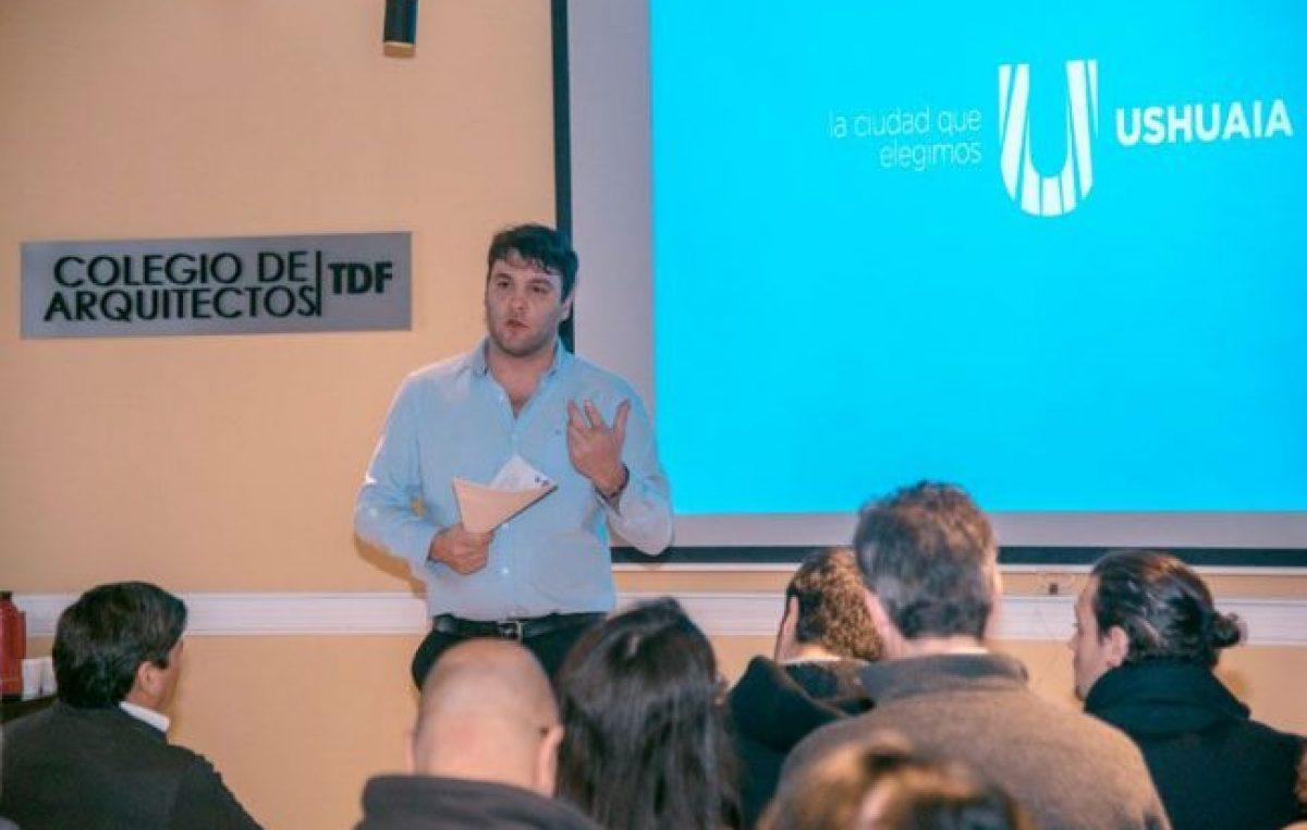 El Municipio de Ushuaia trabaja en conjunto con la ONU y Nación