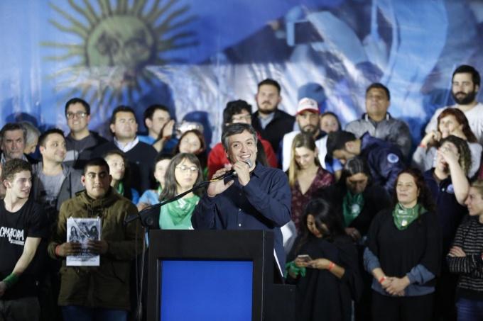 El kirchnerismo y los intendentes del PJ encabezan un plenario de Unidad Ciudadana