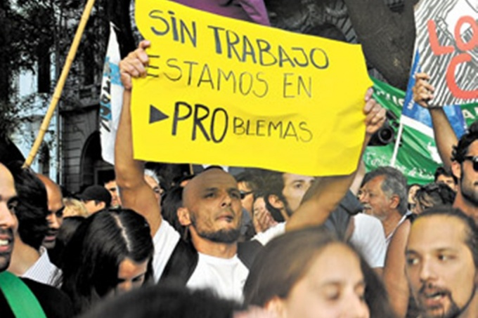 """La """"tormenta"""" de la que habla Macri ya dejó más de 32 mil despidos y suspensiones en lo que va del 2018"""