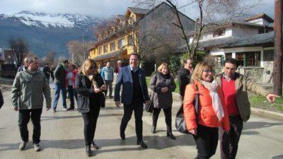 Las obras del Plan Castello ya son una realidad en los Municipios rionegrinos
