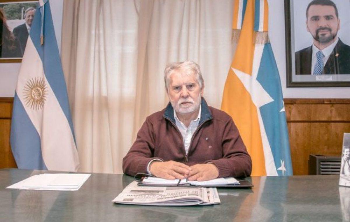 """Souto (Ushuaia): """"Frente al ajuste hacen falta respuestas institucionales y políticas"""""""
