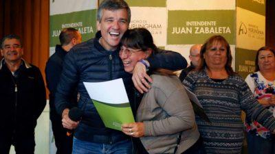 Hurlingham, con la mira en 2019: una encuesta sostuvo que Zabaleta tendría el 40% de los votos