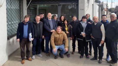 Reincorporan a los empleados cesanteados en la Municipalidad de Fray Luis Beltrán