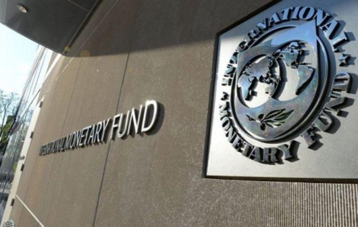 Con la generosidad del FMI
