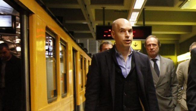 La traición a Lilita: Roggio estará libre para intentar volver a obtener la concesión del subte