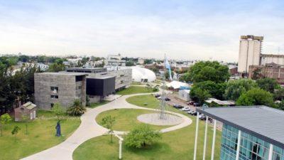 Ante el avance privatista de Nación, el intendente decretó a favor de la Universidad de San Martín