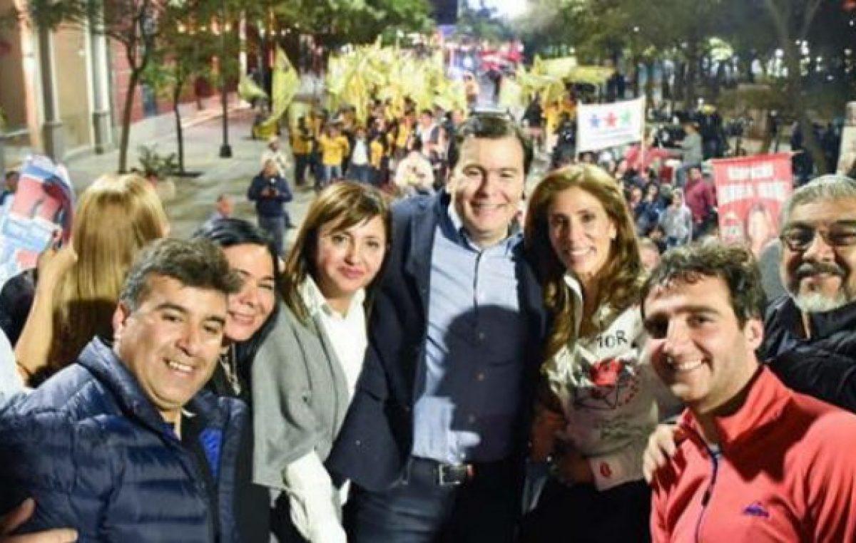 Fue contundente el triunfo del Frente Cívico por Santiago en 25 de los 26 municipios de la provincia