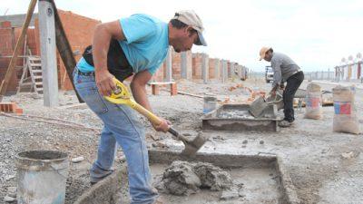 Jujuy: El 66% de los obreros de la construcción ya está sin trabajo