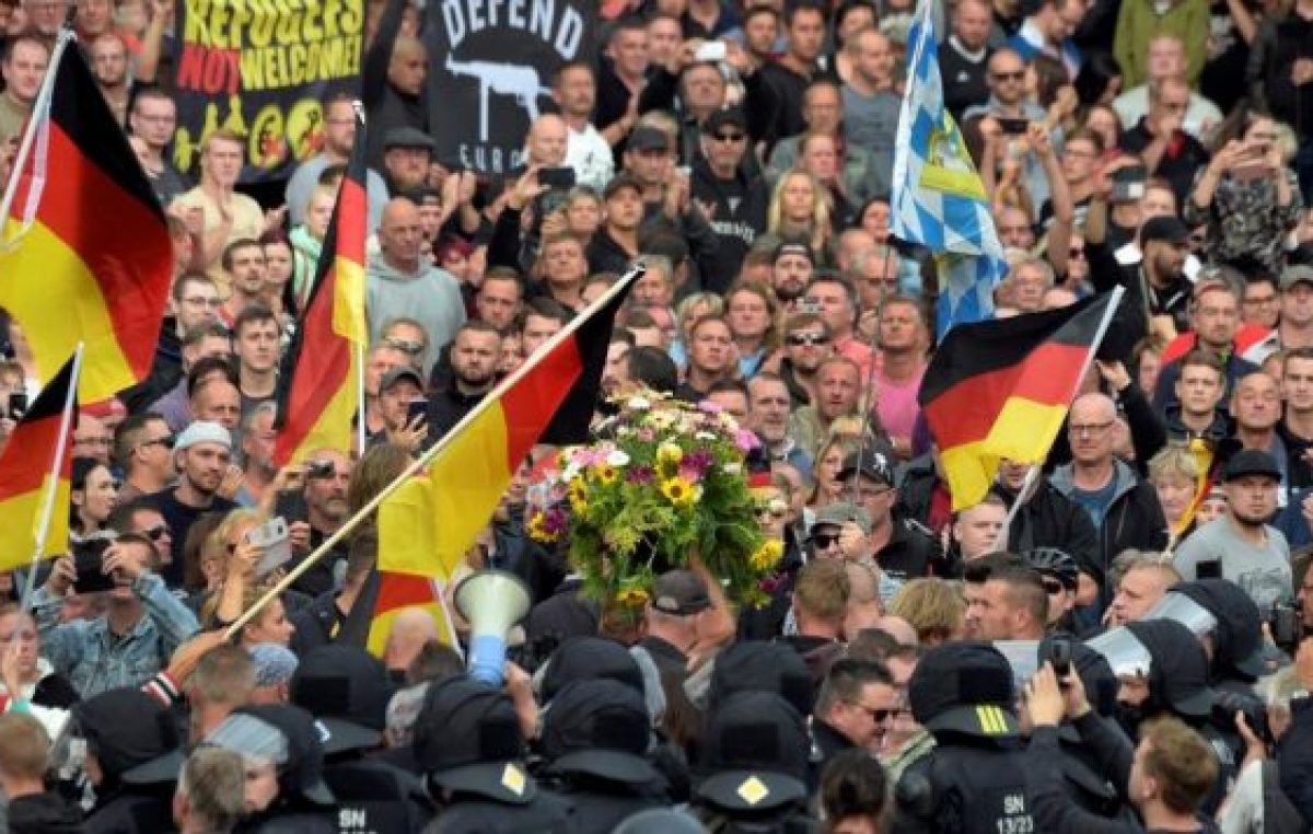 Preocupa en Alemania el avance de la ultraderecha
