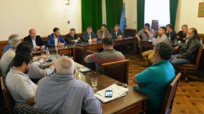 Legisladores de la oposición se unen por Fabricaciones Militares de Córdoba