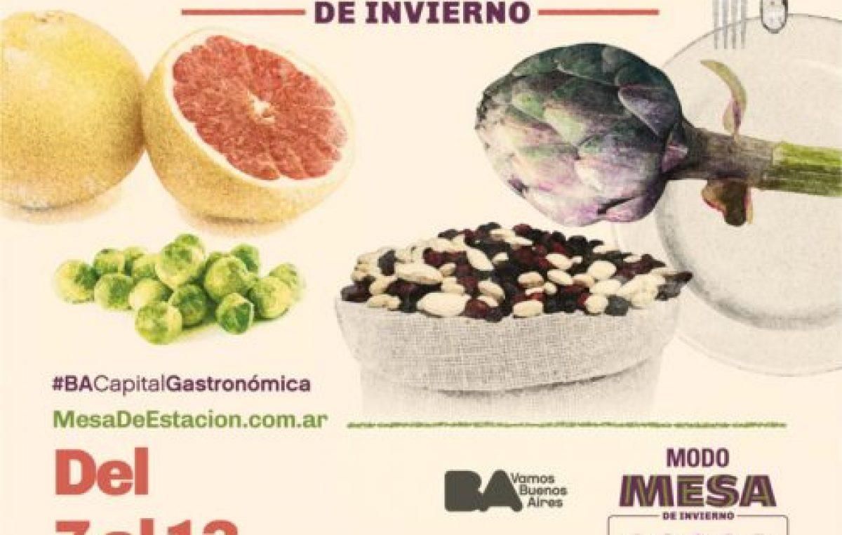 """El ciclo """"Mesa de Estación"""" llega a Mendoza con su edición de invierno"""
