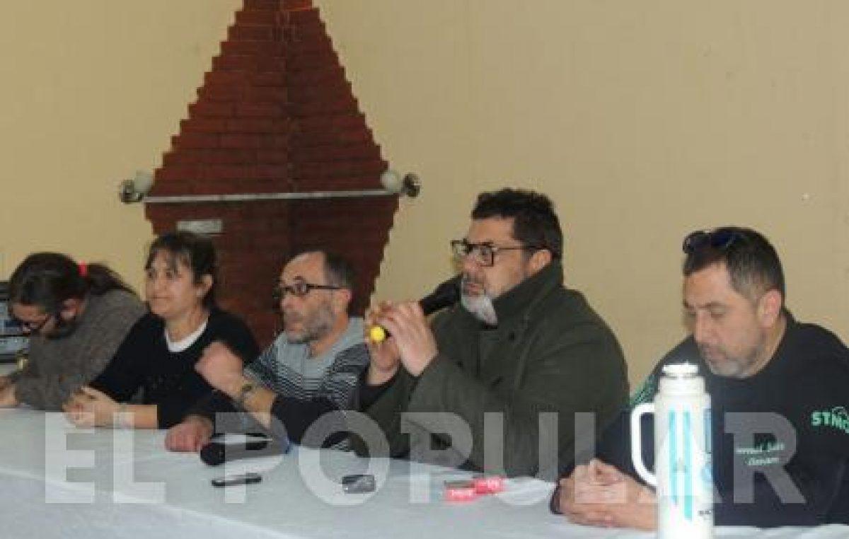 Municipales de Olavarría rechazaron un adelanto del 12% en un clima de denuncias cruzadas