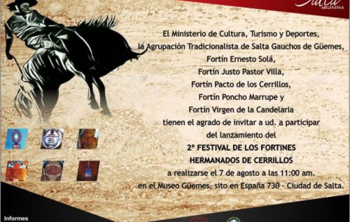 Festival de los Fortines Hermanados de Cerrillos